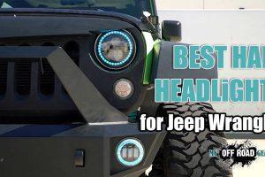 best halo headlights for jeep wrangler