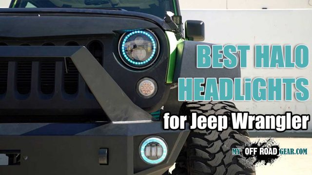 best halo headlights for jeep wrangler