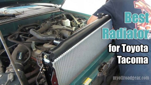 Best Radiator for Toyota Tacoma