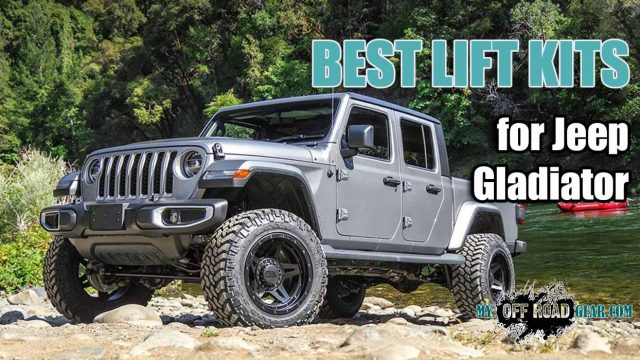 best suspension lift for jeep gladiator