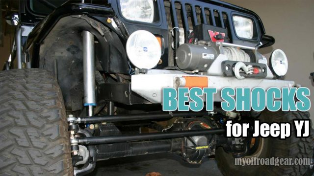 best shocks for jeep yj