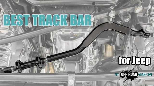best track bar for jeep