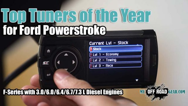 best tuners for powerstroke