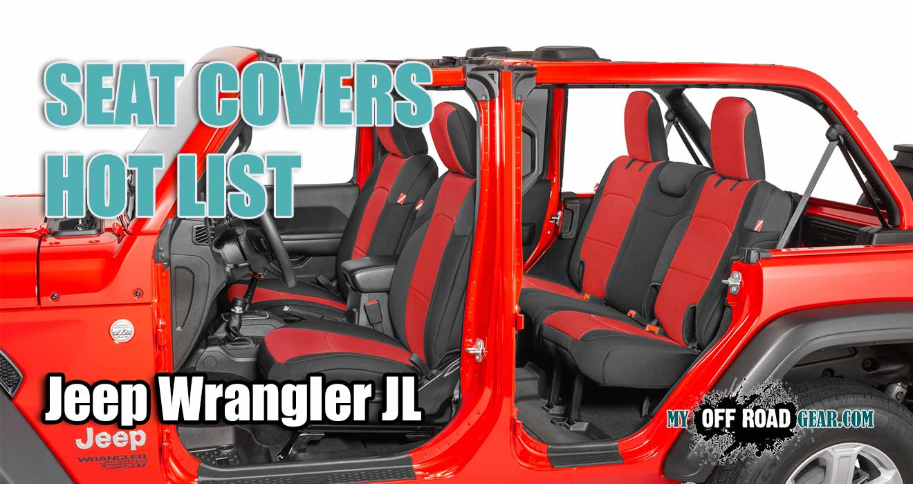 seat covers for jeep wrangler jl