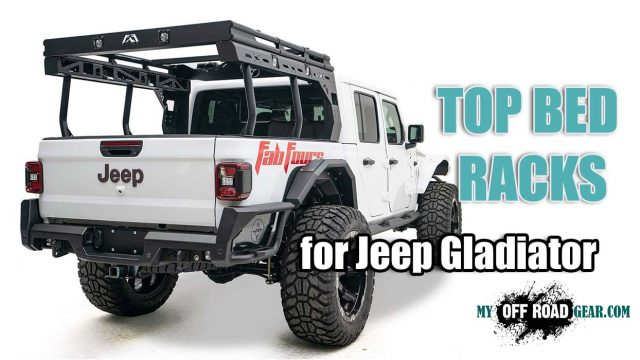best bed rack for jeep gladiator