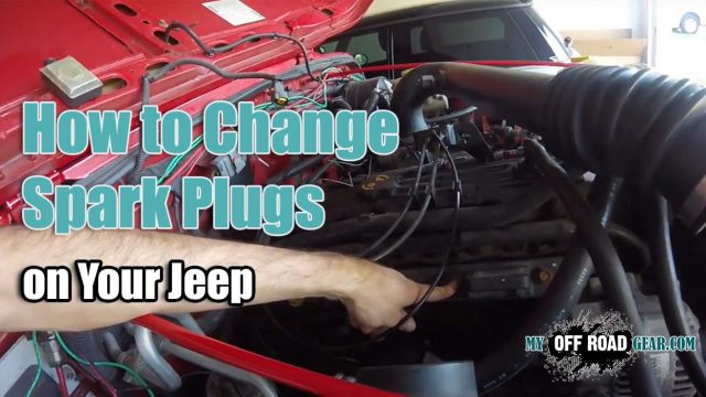 How to Change Spark Plugs on Your Jeep