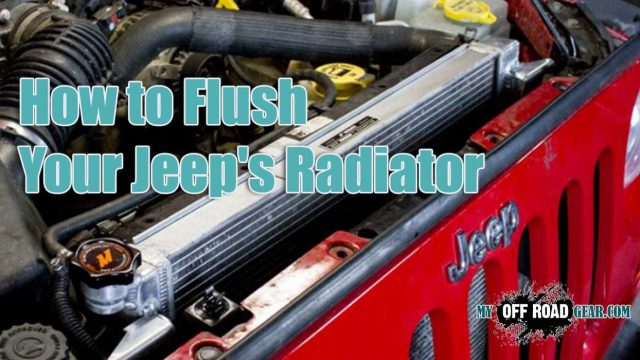 How to Flush Your Jeep's Radiator