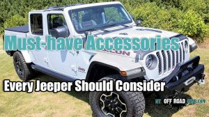 Must-have Accessories Every Jeeper Should Consider