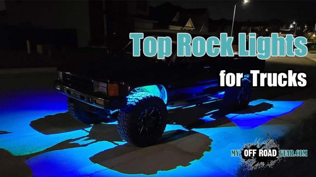 best rock lights for trucks