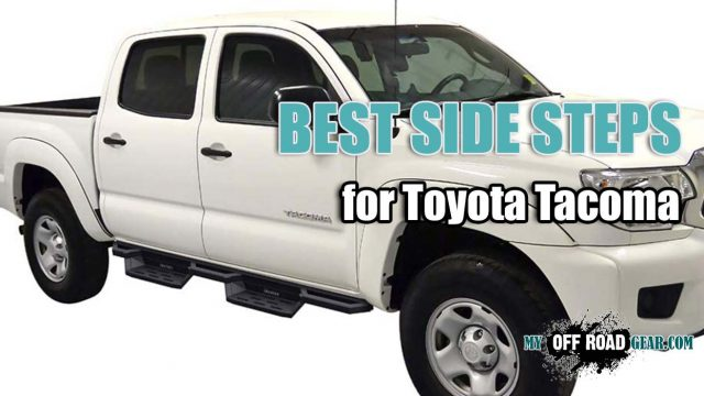 best side steps for toyota tacoma