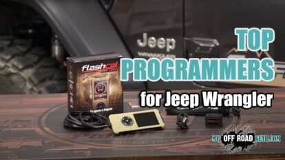 Best Tuner and Programmer for Jeep Wrangler JL